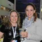 Cristina Ribeiro, do Rio Grande do Sul, e Caissa Moura, de Salvador
