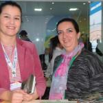 Daniela Pereira e Simone das Graças, do Pantanal
