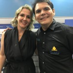 Danielle Soares e Adriano Bernardino, da Nobile