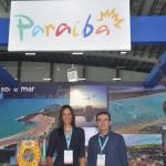 Debora Luna e João Wharles, do PBTur