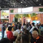 E mais uma vez uma multidão faz fila para conhecer os atrativos do Ceará