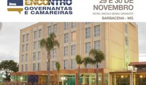 Barbacena (MG) recebe encontro inédito de Governantas e Camareiras