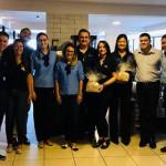 Equipe da CVC Corp em Reunião com a Hotelaria da Paraíba