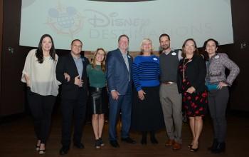 Disney Destinations premia operadoras parceiras; veja fotos