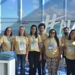Equipe de promoção turística de Maceió (AL)