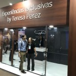 Espaço de Luxo criado por Teresa Perez para este JPA Travel Market