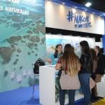 Estande de Alagoas na FIT 2019
