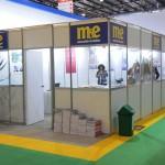 Estande do M&E na FIT 2019