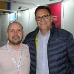 Esteban Tossutti e Mauricio Sana, da Flybondi