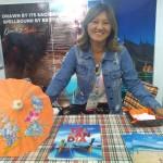 Ester Wei, do Turismo da Tailândia