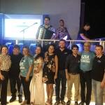 Executivos de Azul Viagens, Luck Receptivo e do Hotel Tambaqui