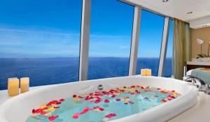 Oceania Cruises apresenta novo centro de Spa e Bem-Estar