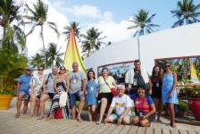 Schultz e Cabo Verde Airlines levam agentes portugueses a Pernambuco