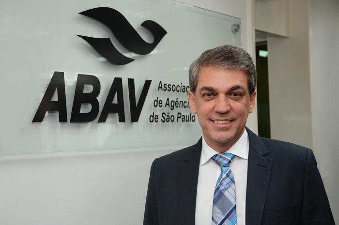 Fernando Santos, presidente da Abav-SP