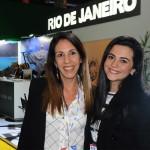 Flavia Morgado, do Arena, e Renata Falcão, do Grand Hyatt Rio de Janeiro