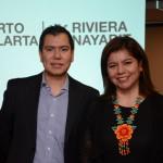 Gabriel López e Diana Pomar, da GDX Travel