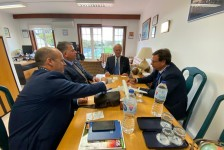 Em reunião com Euro Atlantic, Embratur propõe soluções para ampliar capacidade aérea no Brasil