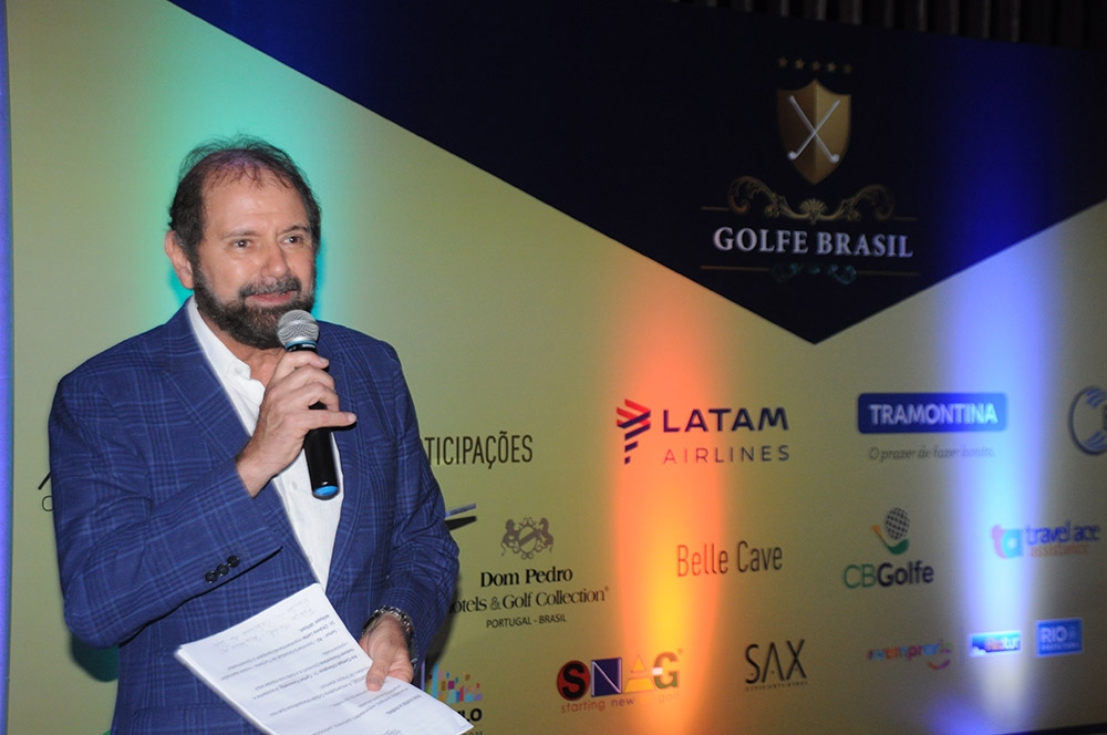 Guilherme Paulus é o idealizador do torneio