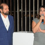 Guilherme Paulus, da GJP, e Alessandra Libman, da BTG Pactual