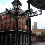 O French Quarter abriga a maioria dos bares e baladas da cidade de New Orleans