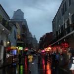 O French Quarter, bairro mais antigo de New Orleans