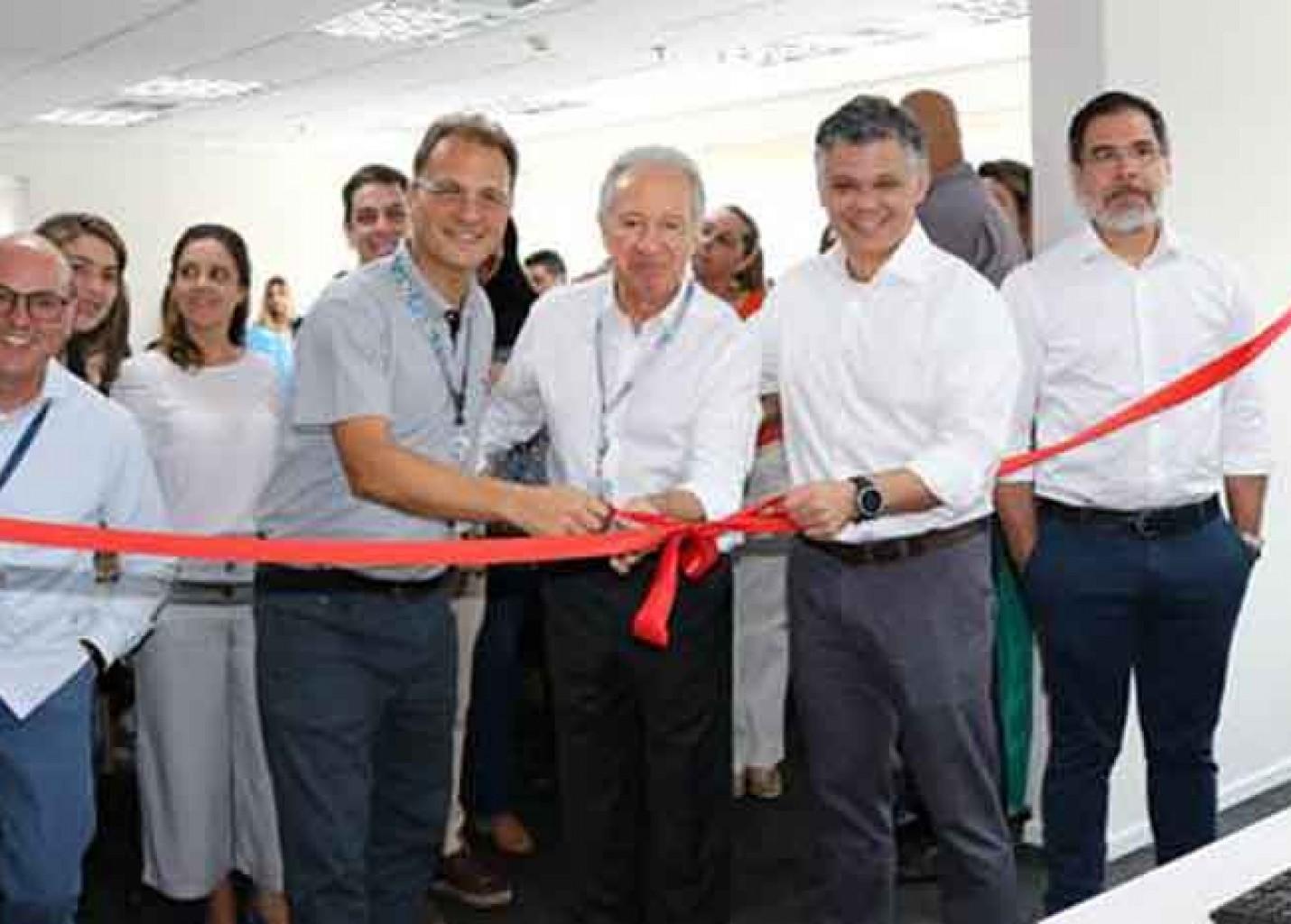 Visual inaugura escritório em Santo André