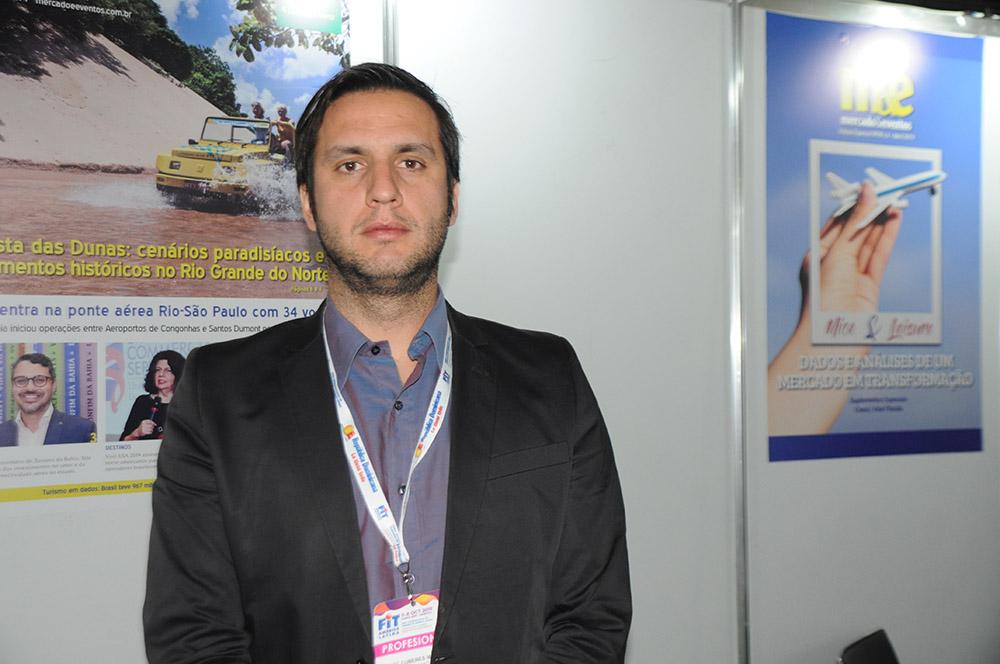 Isaac Cuberes, diretor Comercial do Tailorbeds