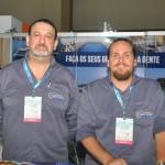 Jacques Mizrahi e Marcelo Andrade, da Transmundi