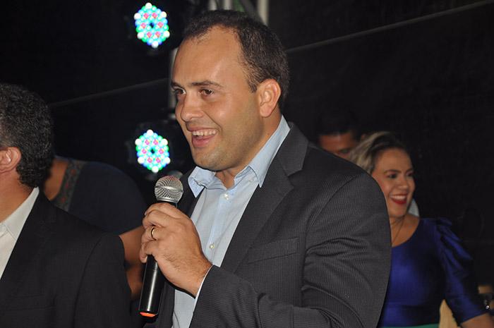 Jair Galvão, secretário de Turismo de Maceió
