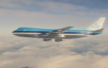 KLM celebra 100 anos de história com filme especial sobre sua evolução; confira