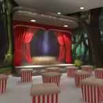 Teatro do Kids Club