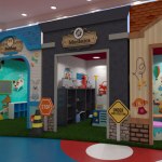 Kids Club do Ocean Palace, em Natal (RN)