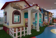 Após retrofit, Ocean Palace apresenta novo Kids Club