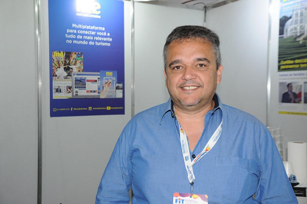 Laercio Ananias, da InfoTravel