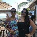 Lais Azevedo e Julia Meira, da Azul Viagens