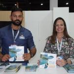 Leonardo Barra e Amanda Salazar, de Angra dos Reis