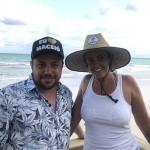 Lucas Ribeiro e Carol Matos, Azul Viagens de Ribeirão Preto-SP