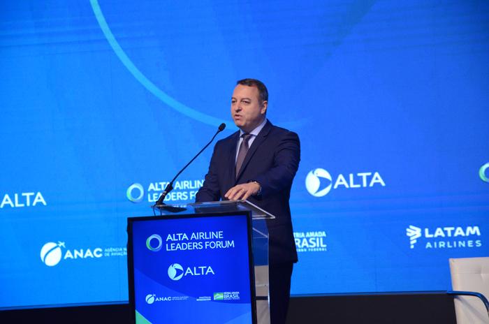 Nesta quarta-feira (08), a Alta completou 40 anos e reafirma o compromisso com a aviação na América Latina e no Caribe