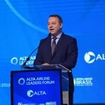 Em outubro, Brasília recebeu o Fórum da Alta, evento que reuniu lideranças da aviação de toda a América Latina.