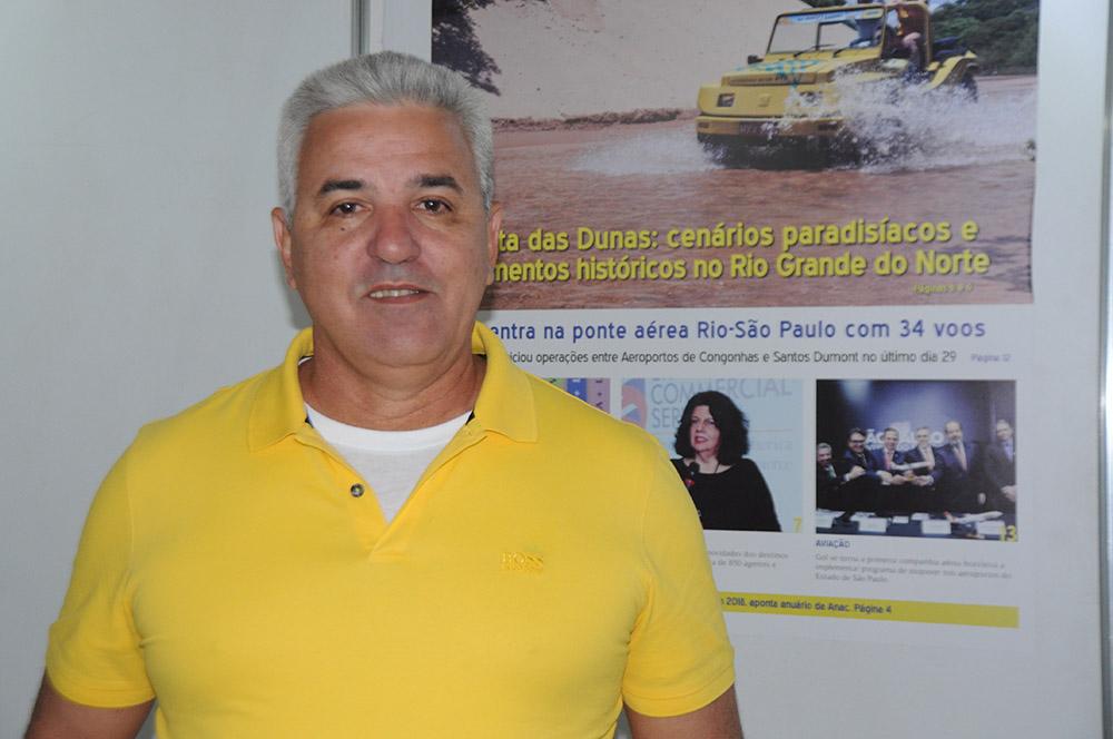 Luiz Eduardo Bento da Silva, prefeito de Maxaranguape