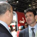 Marcelo Álvaro Antônio conversou com Wilson Witzel, governador do Rio