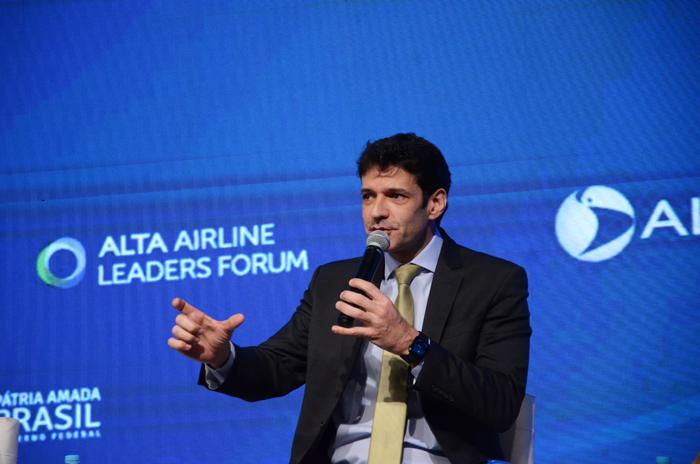 Marcelo Álvaro Antônio, ministro do Turismo do Brasil