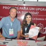 Marcelo Barone e Renata Figueiredo, da Stella Barros Turismo