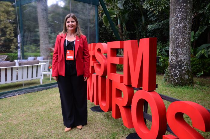 Margaret Grantham, diretora do DZT no Brasil