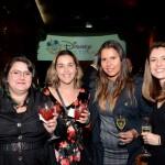 Monica Segura, Fabíola Silva, Fernanda Paranhos, e Jéssica Godoi, da CVC Corp