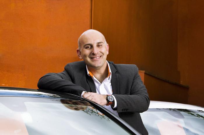 amyl Jarrus, diretor executivo comercial e marketing da Movida