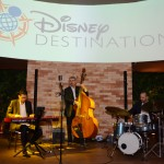 Música durante o evento