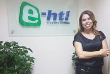 E-HTL apresenta sua nova coordenadora de Produtos Aéreos