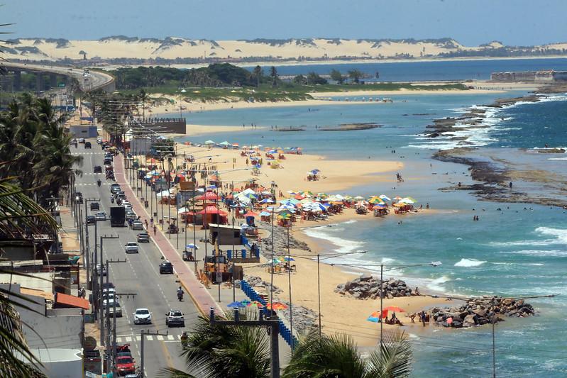 Natal, capital do RN, registrou ocupação de 92% neste começo de Carnaval