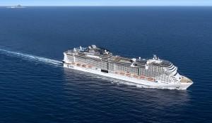 MSC revela detalhes sobre a inauguração do MSC Grandiosa em Hamburgo; veja detalhes